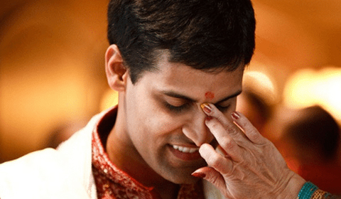 Chandan Tilak Mantra