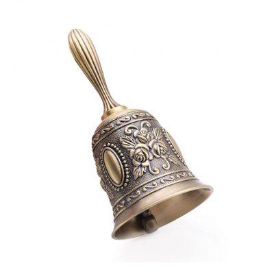 Brass Puja Hand Bell