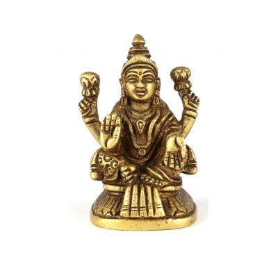 Lakshmi Maa Brass Idol Statue