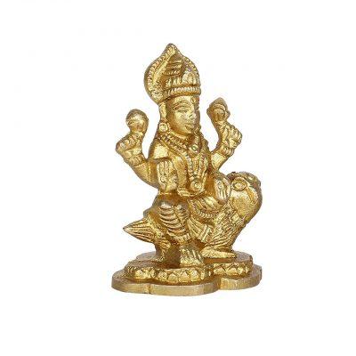 Laxmi Maa Brass Idol Statue