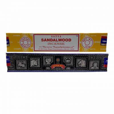 Sandalwood-&-Superhit Incense Stick Pack Of 2