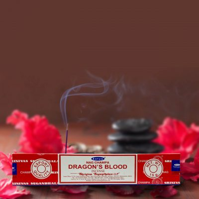 Satya Nag Champa Dragon'S Blood Incense Sticks for Prayer, Meditation, Relexing, Pooja, Worship, Stress Relief
