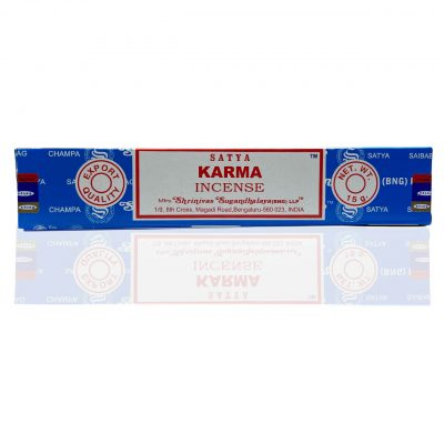 Satya Karma Incense Sticks for Prayer, Meditation, Relexing, Stress Relief ,Pooja, Worship,