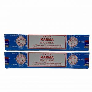Satya Karma Incense Sticks - Pack of 2