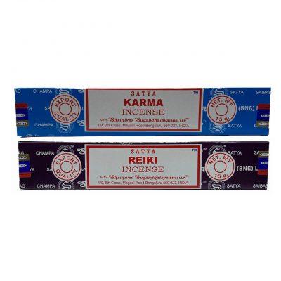 Karma reiki Incense Stick Pack Of 2