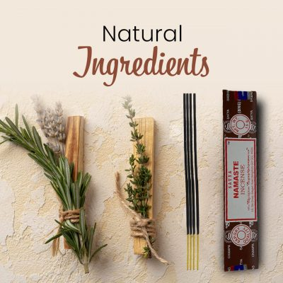 Namaste Incense Sticks - Pack of 1