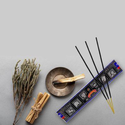 Satya Superhit Incense Sticks for Pooja, Worship, Prayer, Meditation, Relexing, Stress Relief